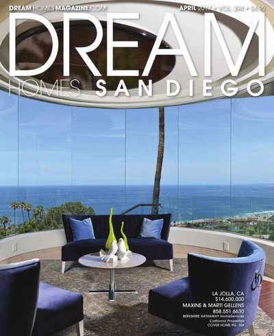 Dream home magazine modern luxury in bel air nest seekers for Dream homes magazine