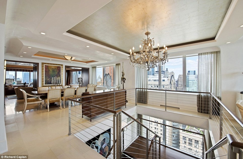 House Of The Day At 118 5 Million This Giant Ritz Carlton Is Nyc S Most Expensive Home Nest Seekers